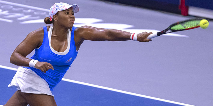 Philadelphia Freedoms Taylor Townsend Feature